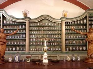 Castle Pharmacy, Heidelberg