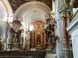 Bamberg Protestant Church