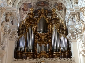 St. Stephen's Cathedral Pipe Organ, the second largest organ in the world