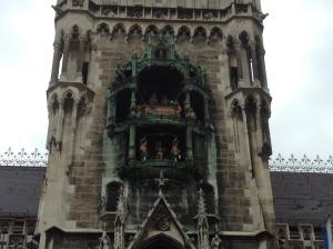 Munich's Glockenspiel