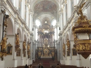 St. Peter's Church, Munich, Germany