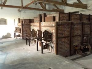 Dachau's Horrific Ovens
