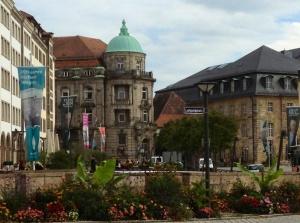 Schlosskirche Exterior, Bayreuth