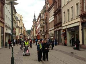 Altstadt, Heidelberg, Germany
