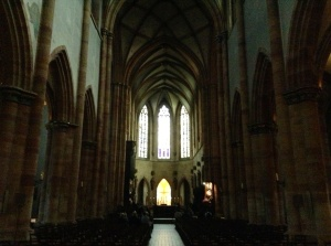 Church of St. Martin, Colmar, France