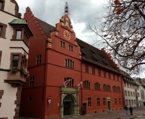 Historical Merchants' Hall, Freiburg, Germany