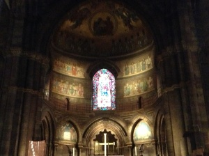 Strasbourg Cathedral Chancel