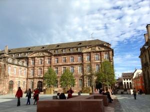 Cathedral Square, Strasbourg, France