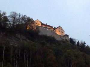 Castle of Liechtenstein