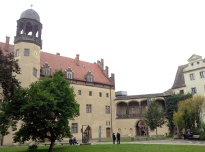 Luther Haus Wittenberg, Germany