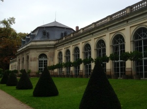 The Orangery in the Pillnitz Gardens