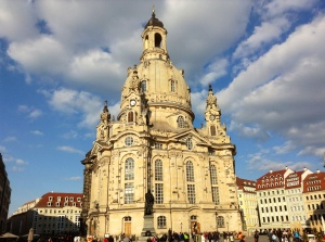 Dresden's Frauenkirche (Lutheran Church)