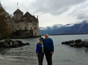 Chateaux de Chillon - Switzerland