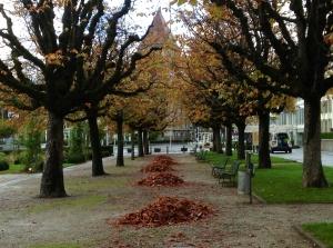 Lausanne, Switzerland - November 6, 2013