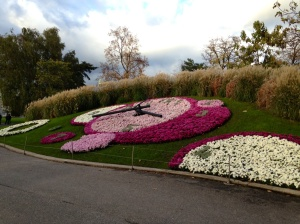 Geneva, Switzerland - The Flower Clock