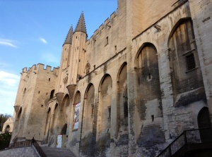 Avignon, France - The Palace of the Popes