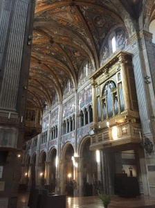 Parma's baptistery