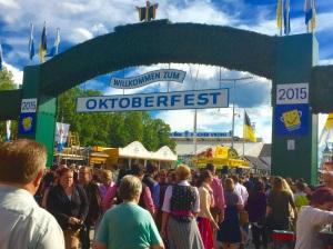 Oktoberfest 2015 - Munich, Germany