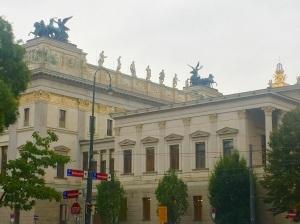 Vienna's Parliament Building
