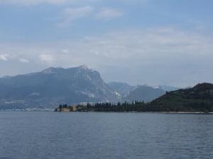 On Lake Garda