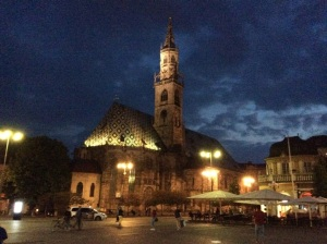 Bolzano/Bozen, Italy (photographed by Allen Krahn)