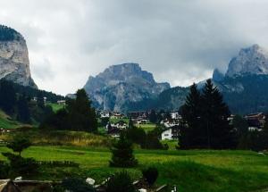 The Dolomites, a UNESCO World Heritage site