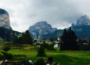 The Dolomites, a UNESCO World Heritage site