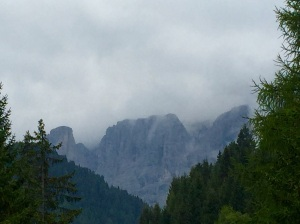 The Dolomites, a World Heritage site