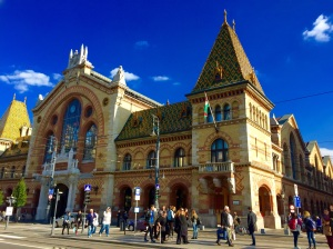 Budapest's Central Market