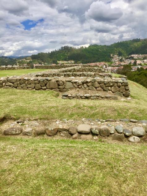 Pumapungo Incan Ruins in Cuenca, Ecuador