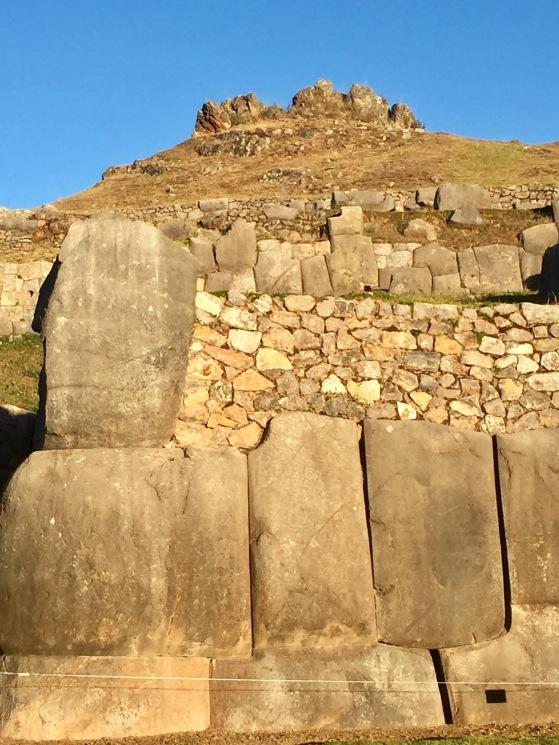 Sacsayhuaman Fortress, Cuzco, Peru