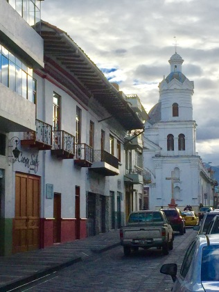 Cuenca, Ecuador - June 5, 2017