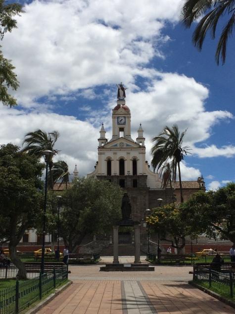 Catedral La Matriz, Cotacachi
