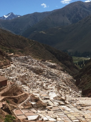 The Salt Mines of Peru